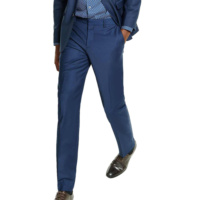 100% Wool for Trouser and Suits