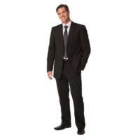 Polyester/Wool for Trousers and Suits